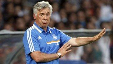 Анчелотти: «С такой игрой в дерби мы не победим»