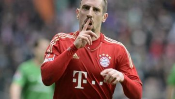 Рибери: «Без «Баварии» я вряд ли бы добился всех моих титулов»