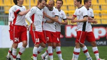 «Амкар» оказался сильнее «Ростова»