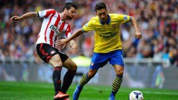 Озил отметил молодых игроков «Арсенала»