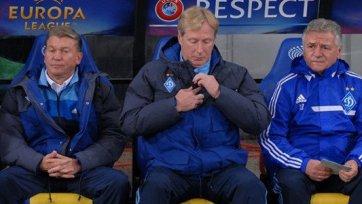 Михайличенко продолжит работу в «Динамо»