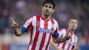 Диего Коста не против надеть футболку сборной Испании