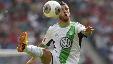 Полузащитник «Вольфсбурга» выбыл на полгода