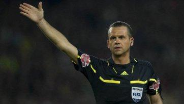 Арбитр, работавший на матче «Барселона» - «Севилья», будет переведен в Сегунду