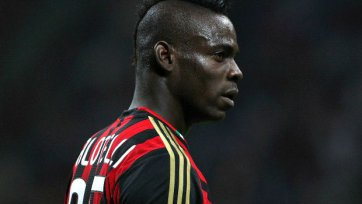 Балотелли уверен, что к Рождеству «Милан» будет на вершине