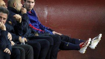 Федерация футбола Аргентины не собирается освобождать Месси от игр