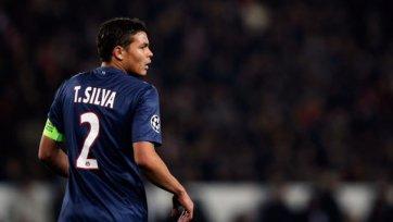 Тьяго Силва считает, что «Золотой мяч» нужно вручать не только атакующим игрокам
