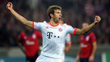 Мюллер: «Левандовски является одним из лучших игроков в мире на своей позиции»