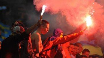 Поддержали. Сборная Украины сыграет с Польшей без зрителей