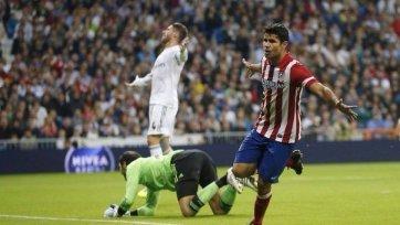 «Атлетико» снимает «проклятие «Реала»