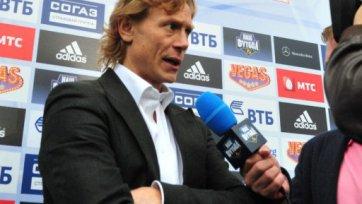 Валерий Карпин: «Игра была хорошей, но залетело слишком много»