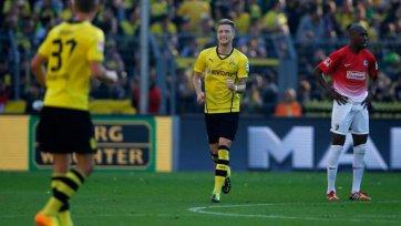 Маркой Ройс: «Победа над «Фрайбургом» очень важна»