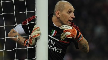 Аббьятти – рекордсмен вратарского цеха «Милана»