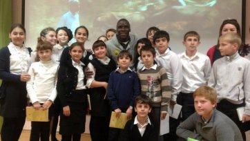 Бенуа Ангбва стал учителем