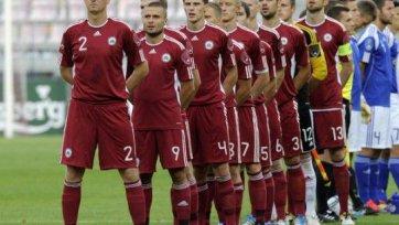 Сборная Латвии не сможет рассчитывать на двух лидеров