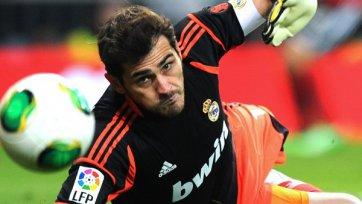 Икер Касильяс может перебраться в «Милан»?