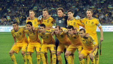 Украина определилась с составом на решающие матчи