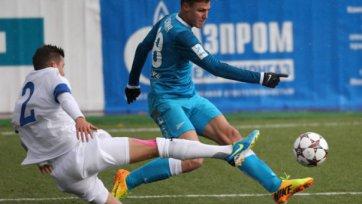 «Зенит» потерпел второе поражение в Лиге чемпионов