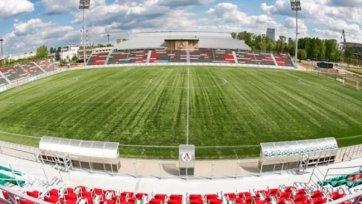 «Спартак» может принять «Терека» на малой арене «Локомотив»