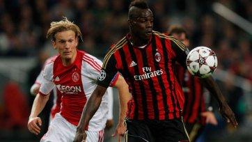 «Милан» в очередной раз спасается на последних минутах