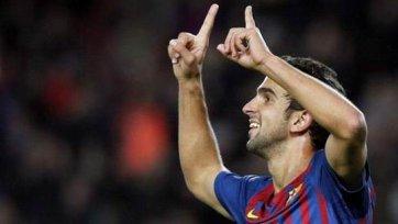 Монтойя может покинуть «Барселону» уже в январе