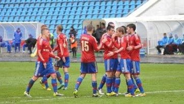 Молодежь ЦСКА громит «Викторию», теперь дело за первой командой!