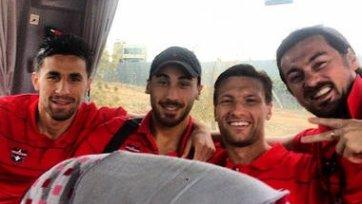 Артем Милевский: «Отношения в команде со всеми хорошие»