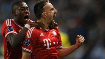 «Бавария» добивается уверенной победы на «Этихаде»