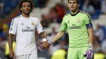 Касильяс: «Хочу играть за «Реал», буду цепляться за каждый шанс»