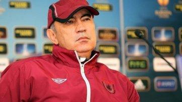 Курбан Бердыев будет вынужден отбыть дисквалификацию до конца