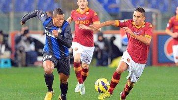 Анонс. «Интер» - «Рома» - противостояние непобедимых