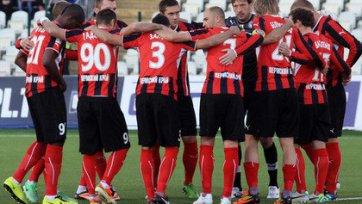 Футболисты «Амкара» вознаграждены длительными выходными
