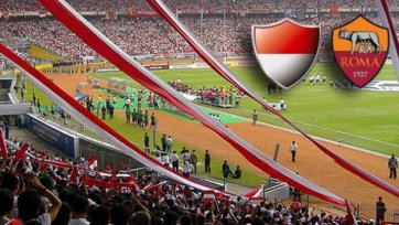 «Рома» сыграет против сборной Индонезии