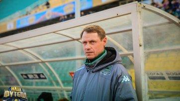 Олег Кононов: «Мы одержали закономерную победу»
