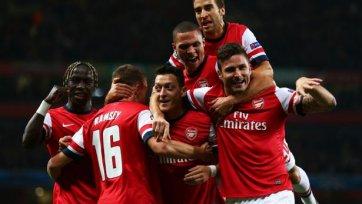 Венгер: «В «Арсенале» царит атмосфера здоровой конкуренции»