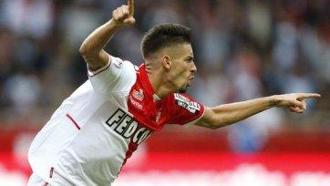 «Монако» в концовке вырывает победу у «Сент-Эттьена»