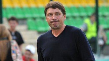 Бакалов: «Могли и не выходить на второй тайм»