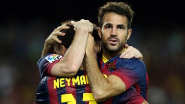 Фабрегас: «Еще раз доказали, что можем играть без Месси»