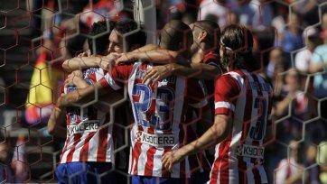 Дубль Косты принес «Атлетико» победу над «Сельтой»