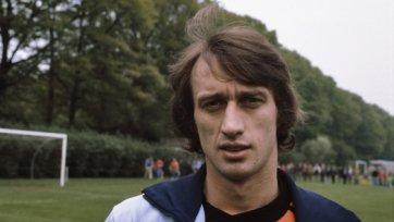 Легенды голландского футбола. Герои семидесятых