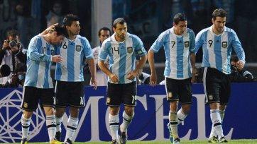 Аргентина сыграет против Перу и Уругвая без ряда лидеров