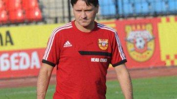 Аленичев: «Соперник был вознагражден за желание и самоотдачу»