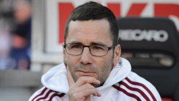 «Нюрнберг» лишился главного тренера