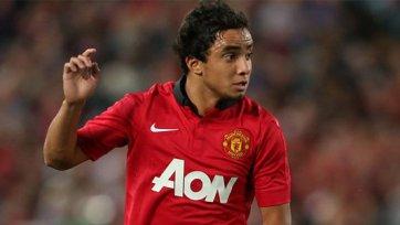Рафаэль счастлив в «Манчестер Юнайтед»