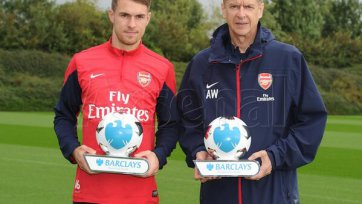 «Арсенал» собирает награды месяца