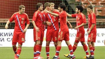 Россия сыграет с датчанами на «Родине»