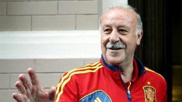 Дель Боске может остаться работать со сборной Испании и после ЧМ