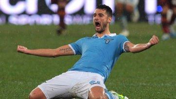 «Лацио» продлевает Антонио Кандреву