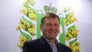Официально: Баскаков – новый главный тренер «Томи»