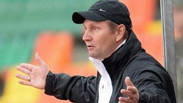 Баскаков: «Сейчас у «Томи» одна задача – брать очки в каждом матче»